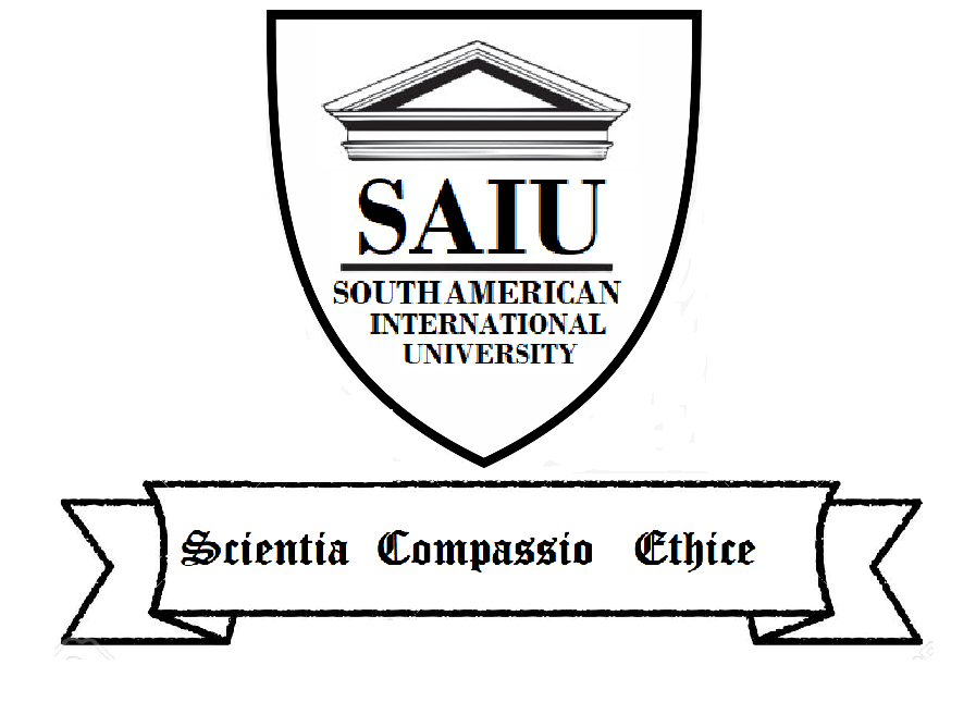 Logo with banner